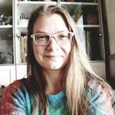 Henkilön Liisa käyttäjäprofiili