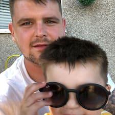 Liam - Uživatelský profil