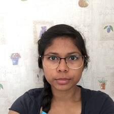 Perfil de usuario de Madhumita