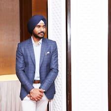 Karmanya Singh User Profile