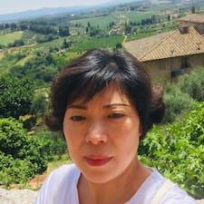 Profil utilisateur de Huimin