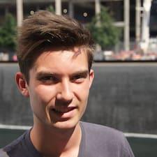 Tobias - Uživatelský profil