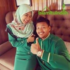 Profil utilisateur de Wan Rafiah Binti