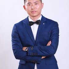 实 felhasználói profilja