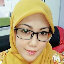 Majdah User Profile