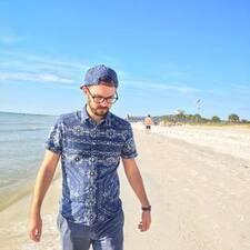 Gebruikersprofiel Brandon