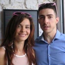 Gebruikersprofiel Lidwine Et Julien