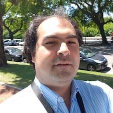 Profilo utente di Juan Cruz