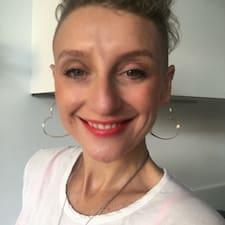 Kylie - Uživatelský profil