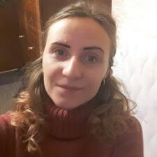 Polina Brukerprofil