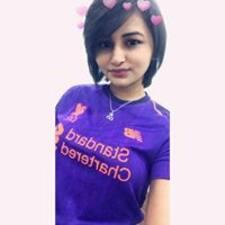 Profilo utente di Mahima
