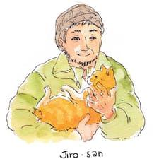 Jiro er ofurgestgjafi.
