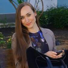 Profil utilisateur de Uliana