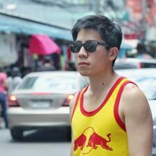 Användarprofil för Zhengjie