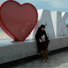 Profil utilisateur de Kazbek