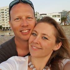 Fredrik & Bianca的用戶個人資料