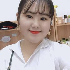 Perfil do usuário de Gayeon