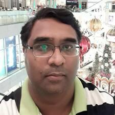 Prakash的用户个人资料