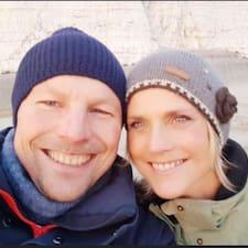 Profil utilisateur de Stephen + Jennifer