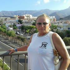 โพรไฟล์ผู้ใช้ María Dolores