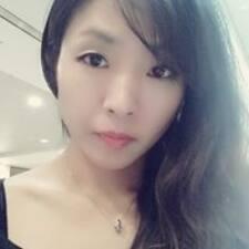 Minjung - Uživatelský profil