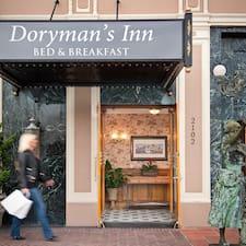 Notandalýsing Dorymans Oceanfront Inn