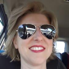 Marcella felhasználói profilja