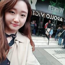 Hyenkyeng felhasználói profilja