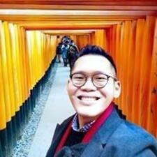 Anthony How Siang felhasználói profilja