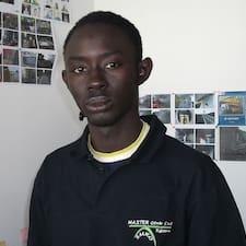 Ahmadou Bamba User Profile