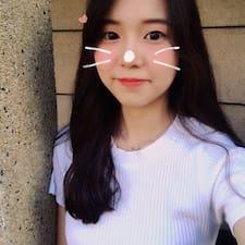 Perfil do usuário de Jinah