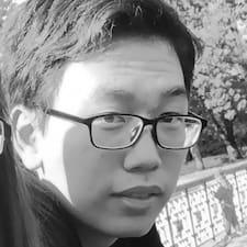 Weiyue的用戶個人資料