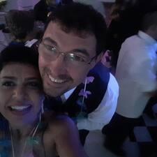 Profil Pengguna Elaine Cristina Medeiros