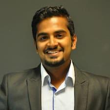 Profil utilisateur de Lakshminarayana