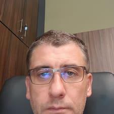 Gebruikersprofiel Ciprian Ionut