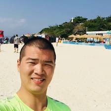 Perfil do utilizador de Yaodong