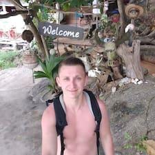Profil Pengguna Антон