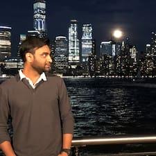 Profil utilisateur de Ram Vinod