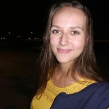Iveta - Uživatelský profil