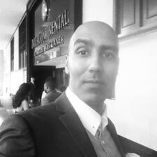 Suleman felhasználói profilja