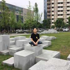 Nutzerprofil von Zhou