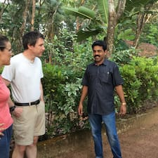 Raju C felhasználói profilja