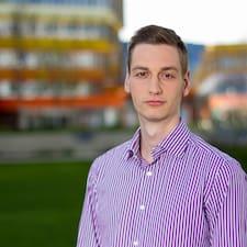 Mathias on supermajoittaja.