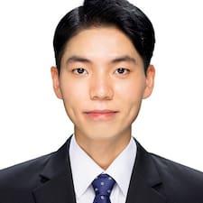 Geon Ju felhasználói profilja