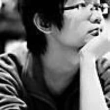 Jiren felhasználói profilja