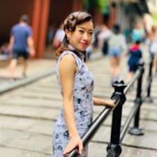 Pik Ling felhasználói profilja