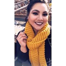Ashley felhasználói profilja