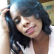 Luciene felhasználói profilja