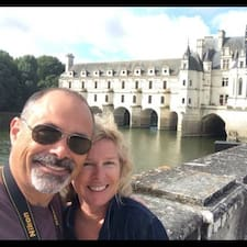 Gebruikersprofiel Jacqueline And Christophe