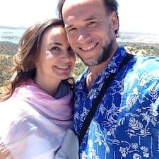 Profil uporabnika Nicolas & Maria Carlos